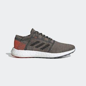 NWOB Adidas Mens Pureboost Go Running Shoe Sz-9